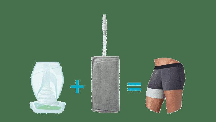 Coloplast Conveen active - Loesung