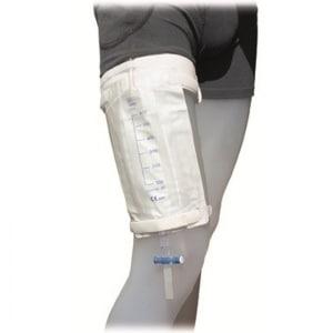 Care Fix Kletthaltebänder Premium-Set Beinbeutel-Halterung