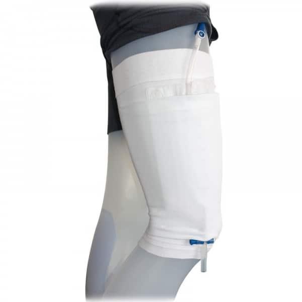 Care Fix Oberschenkelstulpe Beinbeutel-Halterung