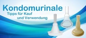 Kondomurinale kaufen und verwenden